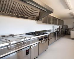 Self Employed Contractor: Commercial Kitchen Filter Exchange, Hood/Duct Cleaning