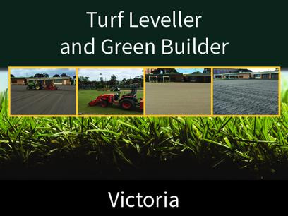Landscape Levelling Turf Cutting & Green Building