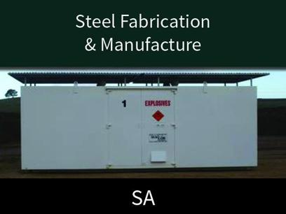 General Steel Fabrication & Manufacturing