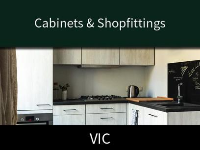 Cabinets & Shop Fittings | Commercial & Domestic Market