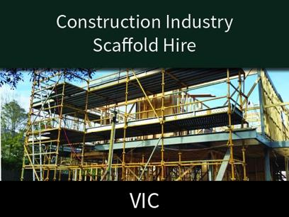 Construction Industry Opportunity - Scaffold Hire