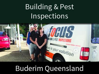 Building & Pest Inspections