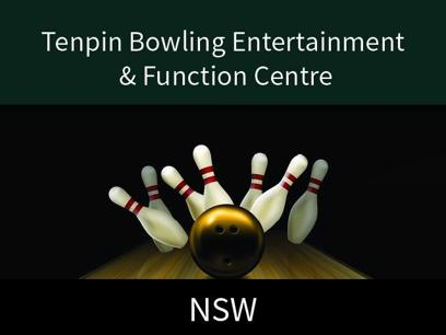 Tenpin Bowling Entertainment & Function Centre