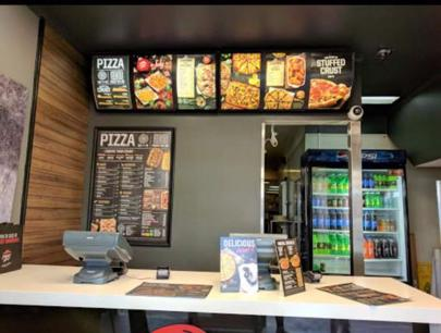 Pizza Hut Auburn for Sale LOOKING FOR IMMEDIATE SALE