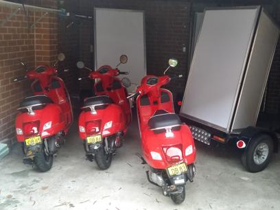 Scooter Billboard Business For Sale