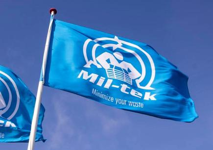 Exclusive Franchise Opportunity with Mil-tek Recycling & Waste Solutions