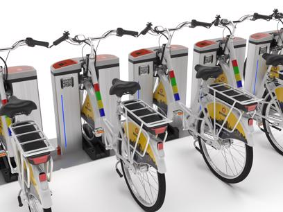 Self-Serve Electric Bicycle Rental Stations - Join Australia's No 1 Network