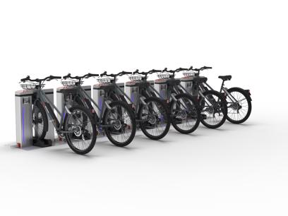 Automated Electric Bicycle Rental Stations - Join Australia's No 1 Network