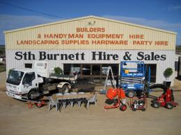 Hire Equipment, Sales & Landscape Supplies - Kingaroy QLD