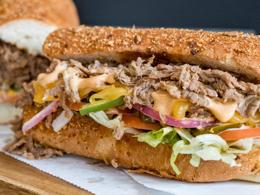 Sub Sandwich - Takeaway Food - Franchise - Canberra CBD
