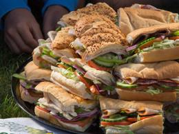 Sub Sandwich - Takeaway Food - Franchise Canberra CBD