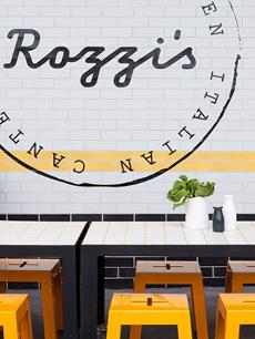 Rozzi's Italian Canteen - Cafe - Takeaway Food - Franchise - Toowoomba QLD