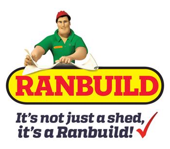 Accredited Ranbuild Sheds Dealership Available Now