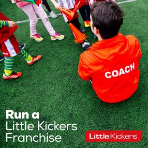 Little Kickers Perth Franchise Business for Sale Soccer Kids Sport Training