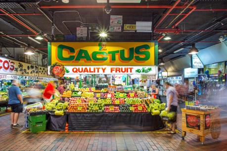 Profitable Adelaide Central Market Fruit and Veg Shop in Adelaide SA