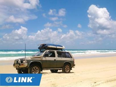 Iconic 4WD Accessories, Tyre & Mechanical Business