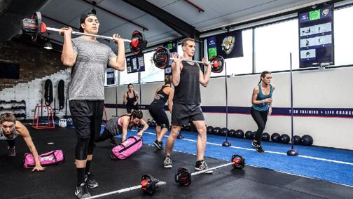Multiple profitable F45 Training studios for sale - enquire today!