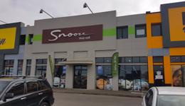 "Snooze - Hoppers Crossing, VIC  Voted ""top 10 Australian Franchise Business"