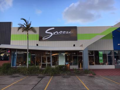"Snooze - Voted ""top 10 Australian Franchise Business"