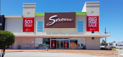 "Snooze - Cannington, WA Voted ""top 10 Australian Franchise Business"