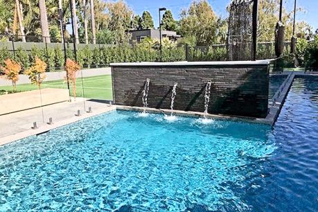 Concrete Swimming Pools and Tennis Court Construction business for Sale