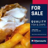 QUALITY FISH & CHIP SHOP
