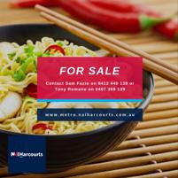 Profitable Asian takeaway now up for grabs!