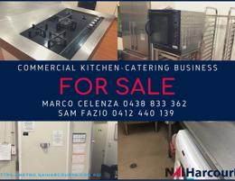 Commercial Kitchen - Catering Business For Sale