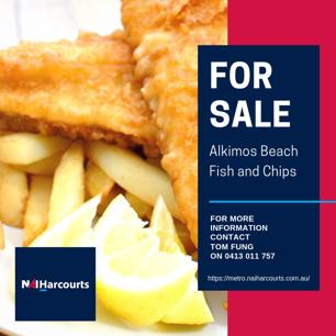 Fish and Chip Shop - Price Reduced - Urgent Sale