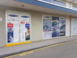 Marine Chandlery, Electronics Retail and Service outlet.