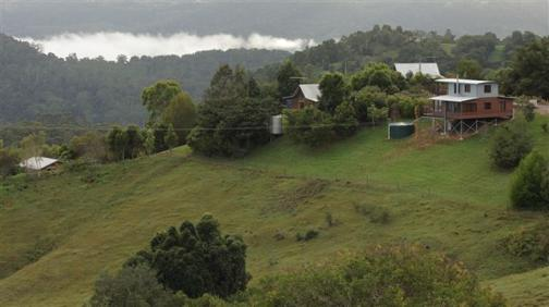 Maleny Life style property on 12 1/2  acres with income from 4 cottages