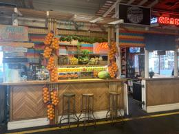 Juice Bar Business For Sale In Adelaide Central Markets!