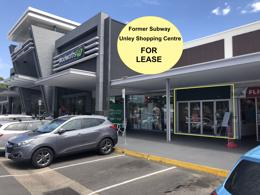 Prime Unley Shopping Centre tenancy partially fitted out