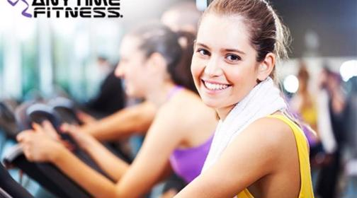 Extremely Busy and Profitable Anytime Fitness Franchise For Sale