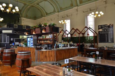 Huge Cafe on the Parade for sale for well under Fit out Costs