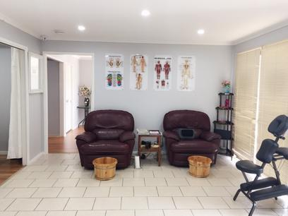 Massage shop for sale