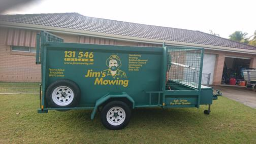 Jims Mowing Sawtell