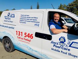 Mobile Pool Care Franchise – Business Opportunities – Central Coast NSW