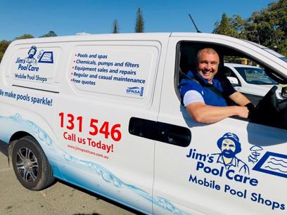 Mobile Pool Franchise - Management of your own business - Fletcher