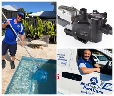 Established Mobile Pool Franchise with upto 60 regular customers. Kawana Waters