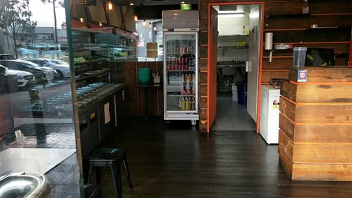 Sydney Eastern Suburbs--WATERLOO--Asian cuisine--Takeaway Restaurant--Hotpot