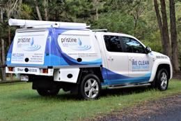 Mobile Water Cleaning and Filtration Franchise