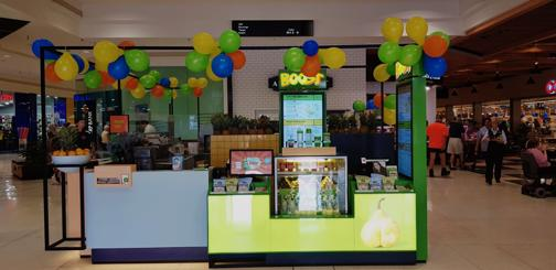 Boost Juice - Toombul, QLD - Existing Store