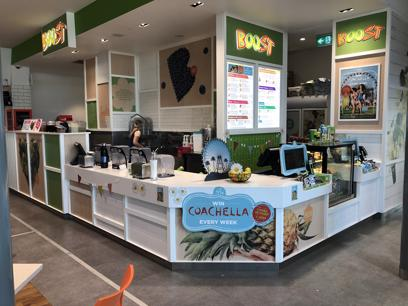 Boost Juice - Caboolture- Existing Store