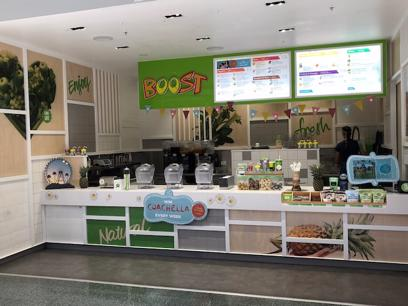 Boost Juice - Clifford Gardens, QLD - Existing Store