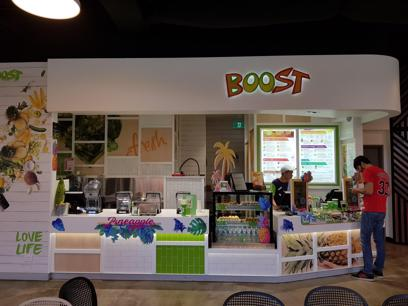 Existing Boost Franchise! Located in a busy Uni! Highly populated, foot traffic!