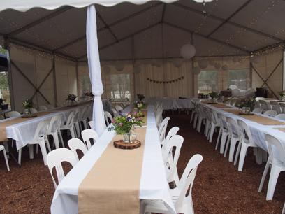 Party and Events hire business for sale. $190,000 walk-in walk out