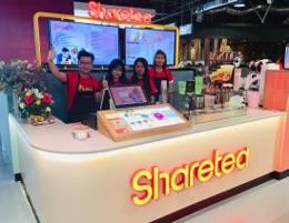 Sharetea - Not the biggest but the best