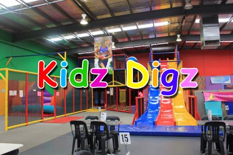 MAKE US AN OFFER - KIDZ DIGZ PLAYCENTRE