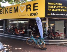 50% share of Scootamore & Bikemore - scooters & electric bikes in Subiaco
